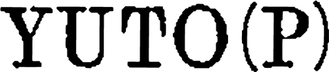 YUTO(P)ロゴ
